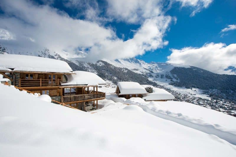 Dream Swiss Chalets